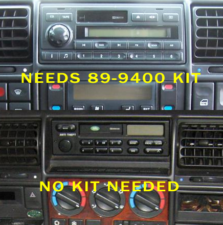1997 land rover discovery headunit audio radio wiring install rh audiowiringdiagram com land rover defender radio wiring diagram land rover discovery 2 speaker wiring diagram
