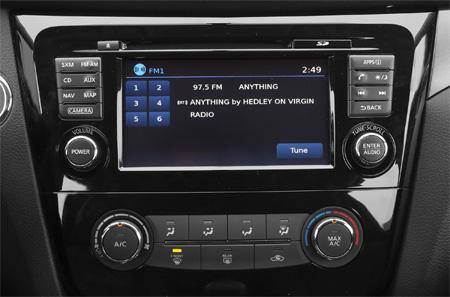 2015 Nissan Rogue Car Audio Radio Wiring Diagram Schematic ...