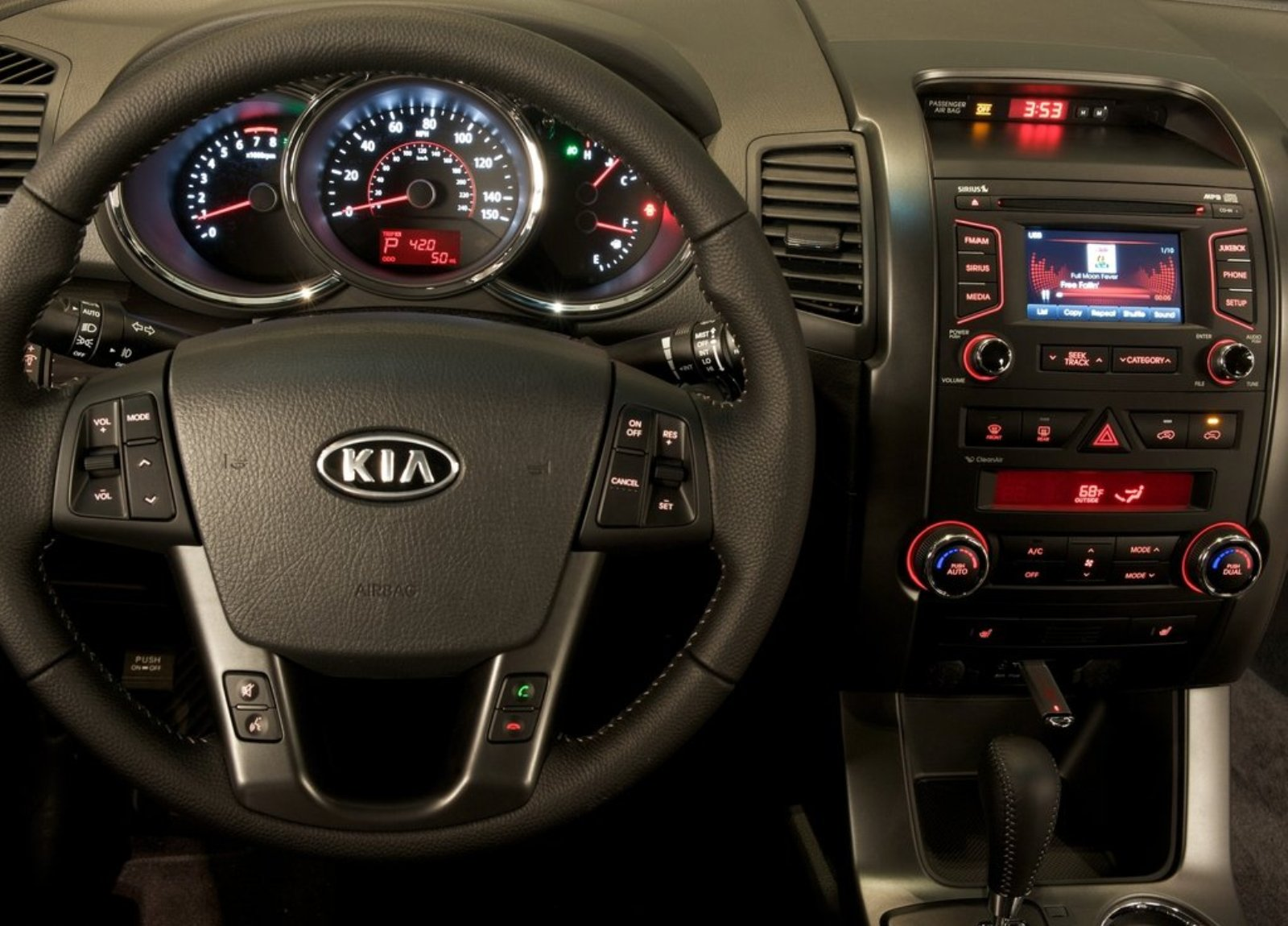 2013 Kia Sorento Radio Audio Wiring Diagram Schematic Colors Car Diagrams