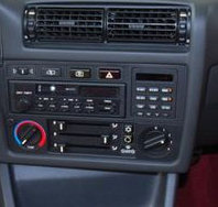 1988 BMW 325ix E30 radio stereo wiring diagram