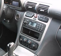 2002 Mercedes Benz MB W203 C230 Kompressor Radio Audio Wiring